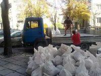 Извозване на строителни отпадъци, стари мебели в София